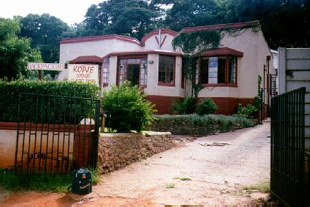 Kopje Backpackers Lodge