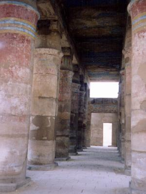 Second Hall of Columns