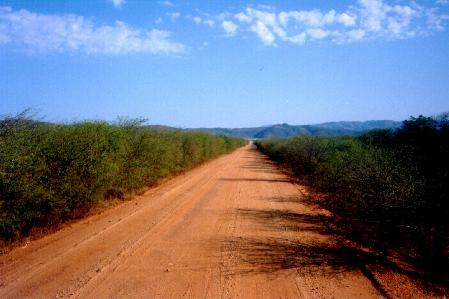 Track between Moyale and Marsabit