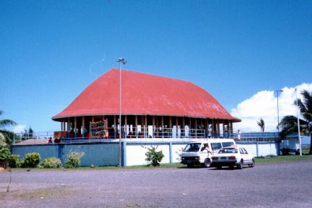 Samoan assembly hall