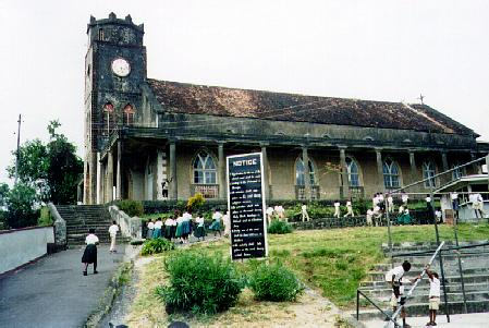 Sauteur's church