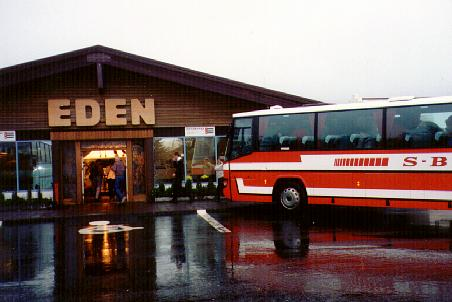 Eden tourist trap