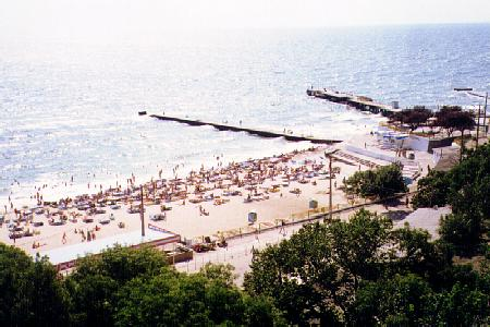 Black Sea coast beaches